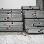 Stahlböden für Gerüste