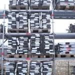 Stahlböden für Gerüst