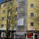 Gerüstbau München - Turmgerüst
