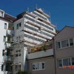Gerüstbau in Sendling / München