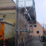 Gerüstbau in Günding nähe Bergkirchen - Dachau