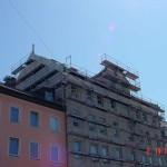 Gerüstbau in München - Giesing