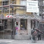 Gerüstbau mit Gitterträgern in Fürstenfeldbruck