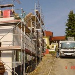 Gerüstbau in Eching am Ammersee