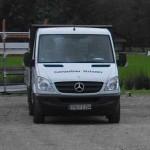 Gerüstbau - Lkw für München