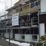 Gerüstbau in München Trudering
