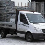 Gerüstbau Lkw für München und Umgebung