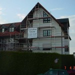 Fassadengerüst in Maisach