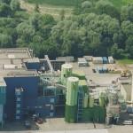 Industriegerüstbau bei der GFA Olching