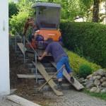 Bagger in Seefeld