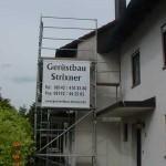 Gerüstbauer Buchenau bei FFB