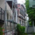 Gerüstbau in Harlaching