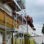 Gerüst in Aschheim