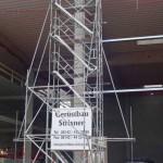 Treppenturm - Freistehend