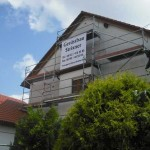 Gerüstbau in Germerswang