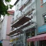 Gerüstbauer Schwanthalerhöhe