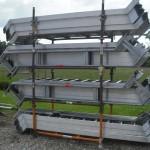 Treppen für Gerüstbau