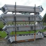 Treppenturm für Gerüstbau