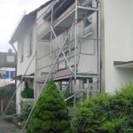 Gerüstbau in Perlach