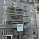 Gerüstverleih in Ludwigsvorstadt