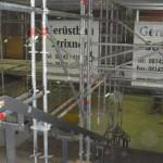 Gerüstbau München Stachus