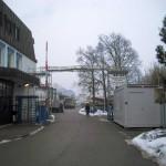 Gerüstbau Unterschleißheim Kabelbrücke