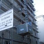 Bauaufzug München